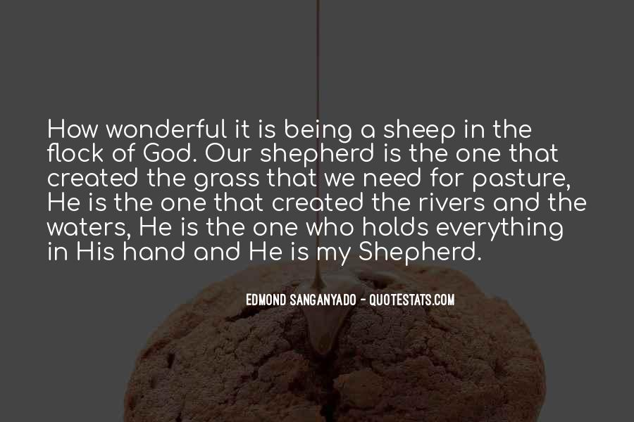 Quotes About Jesus As The Good Shepherd #683278