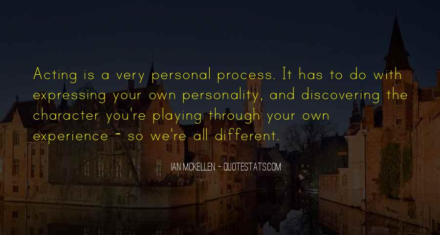 Quotes About Character And Personality #1150071