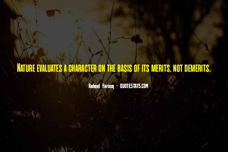 Quotes About Character And Personality #1170875