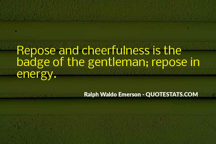 Quotes About Character And Personality #122485