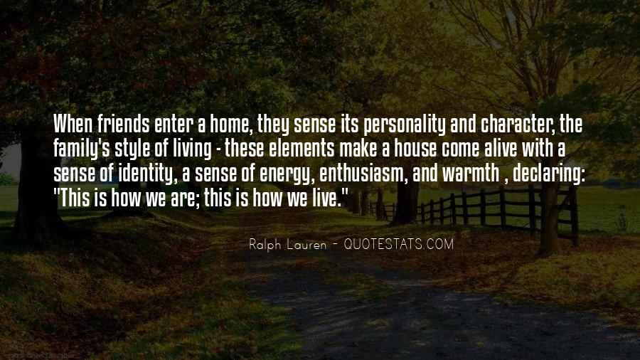 Quotes About Character And Personality #1264140