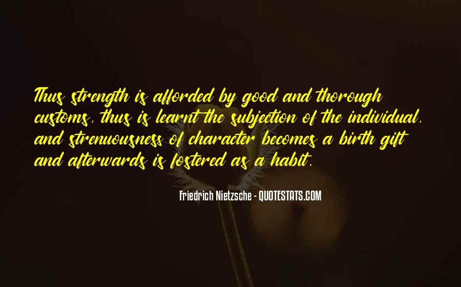 Quotes About Character And Personality #1305939