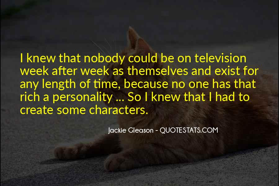 Quotes About Character And Personality #1379313