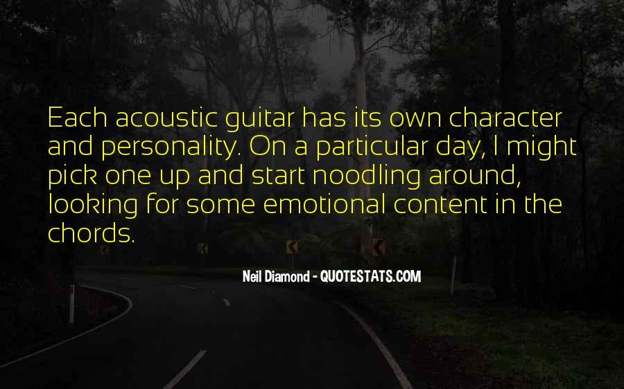 Quotes About Character And Personality #351951