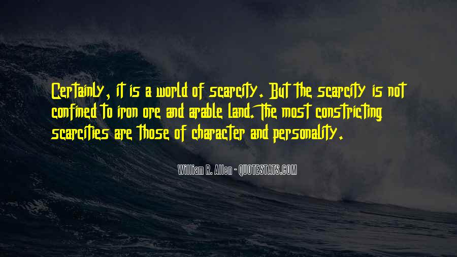 Quotes About Character And Personality #512603