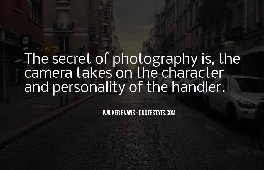 Quotes About Character And Personality #601906