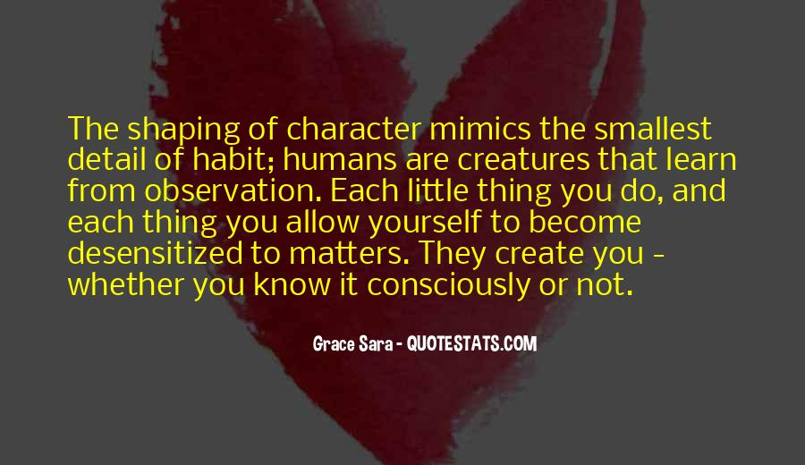 Quotes About Character And Personality #749115