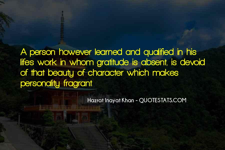 Quotes About Character And Personality #752465