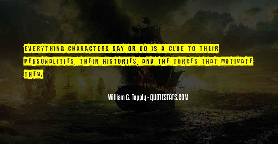 Quotes About Character And Personality #775027