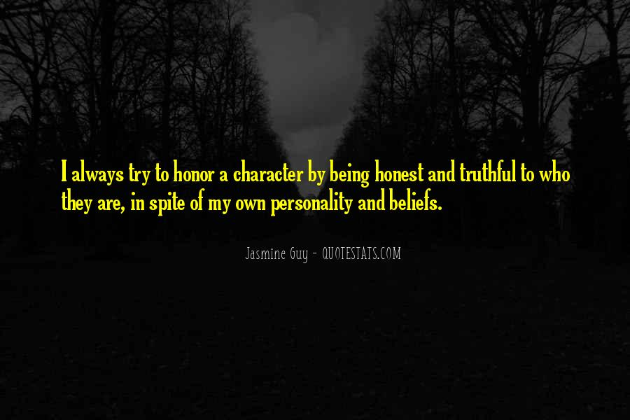 Quotes About Character And Personality #838621
