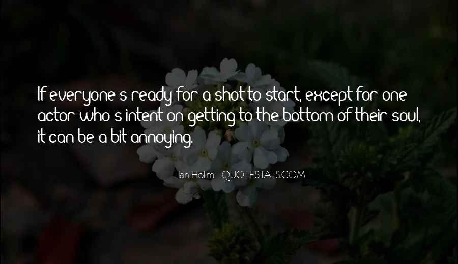 Quotes About One Shot #42021