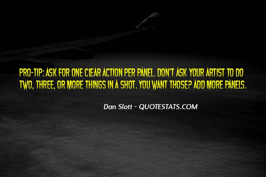 Quotes About One Shot #77572