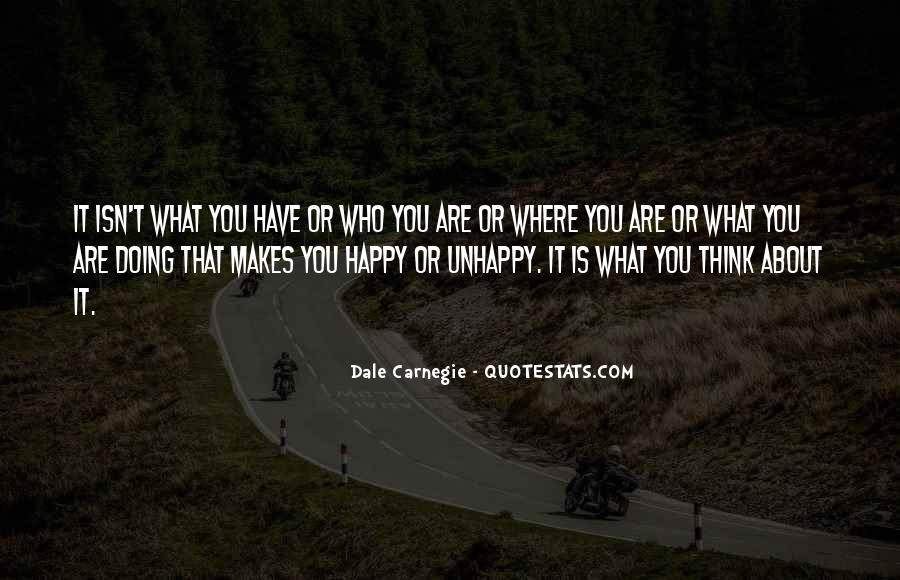 Quotes About Happy Where You Are #1015438