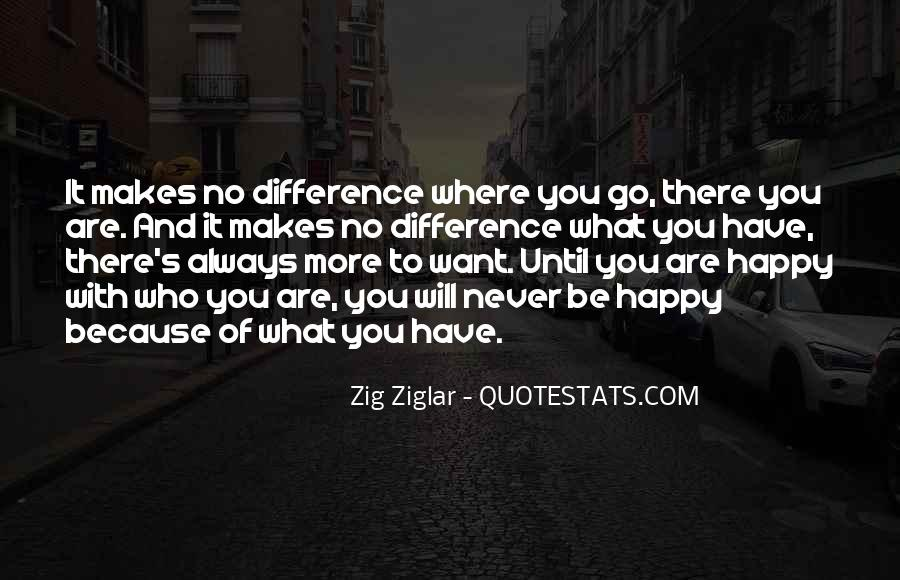Quotes About Happy Where You Are #1170392