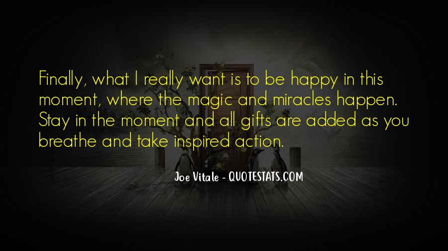 Quotes About Happy Where You Are #129907