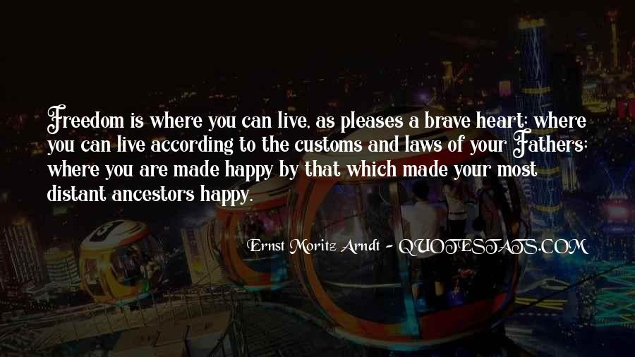 Quotes About Happy Where You Are #1690842