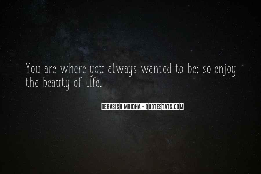 Quotes About Happy Where You Are #967732