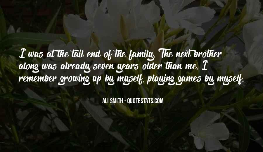 Quotes About Games Playing #153672