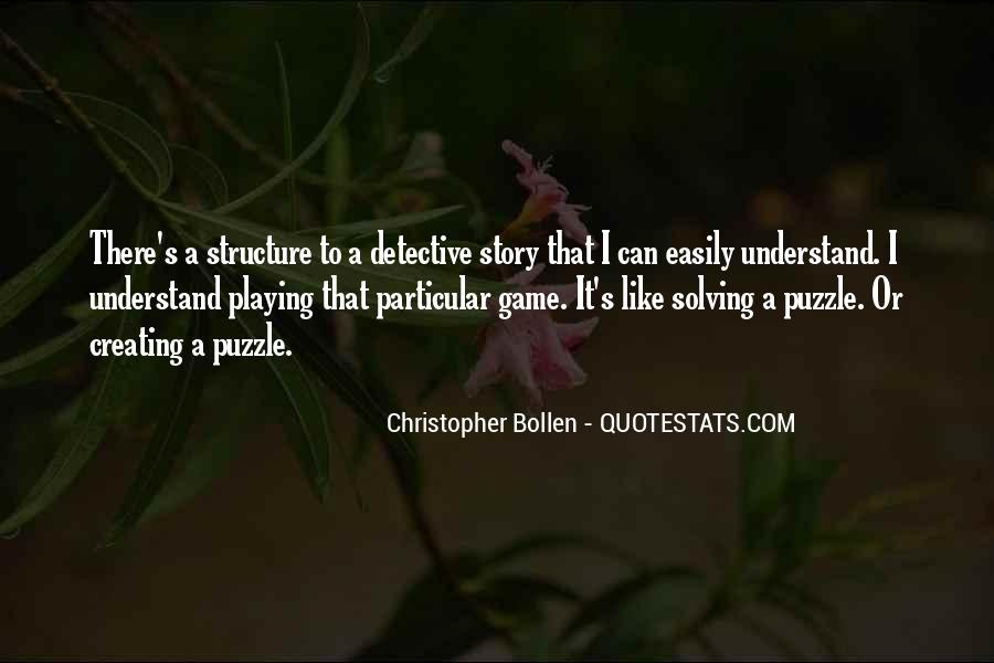Quotes About Games Playing #437220