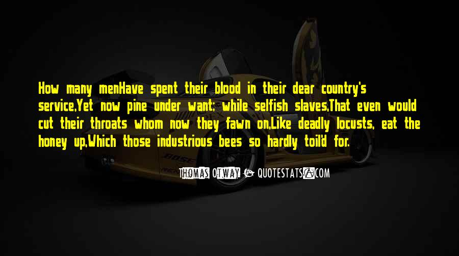 Quotes About Cut Throats #1139506