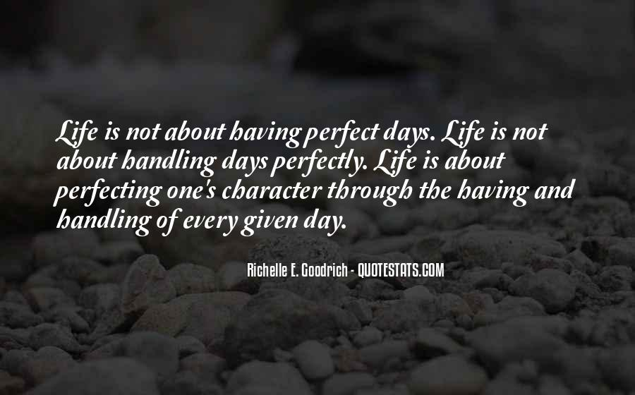 Quotes About Problems And Trials In Life #622507