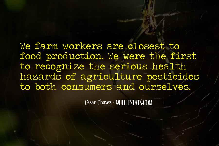 Quotes About Pesticides #1061340