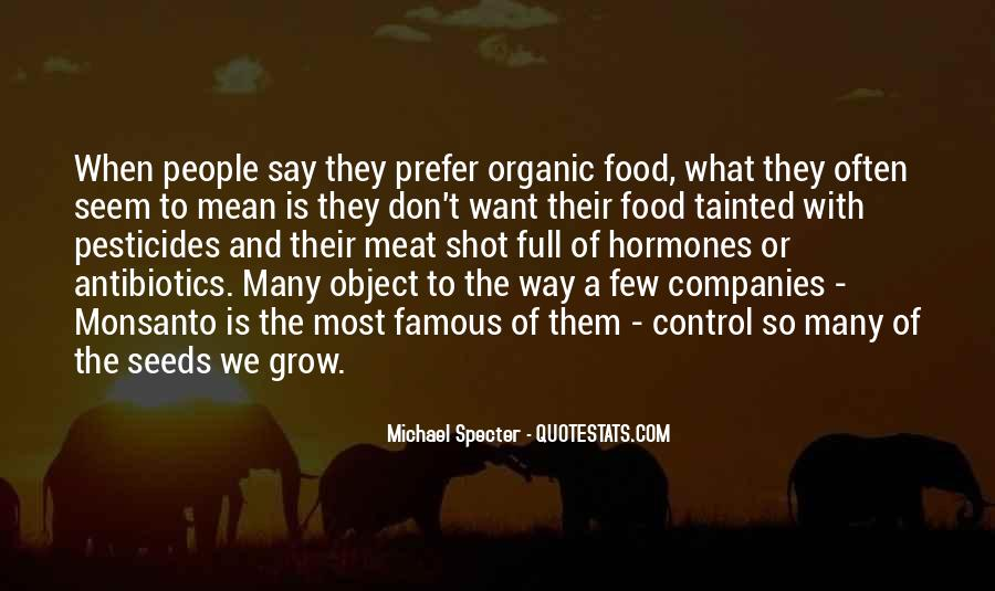 Quotes About Pesticides #1426853