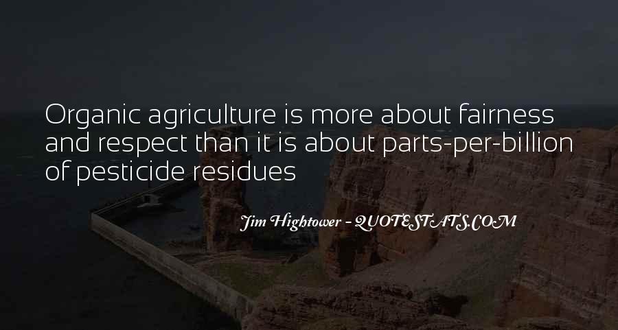 Quotes About Pesticides #145995