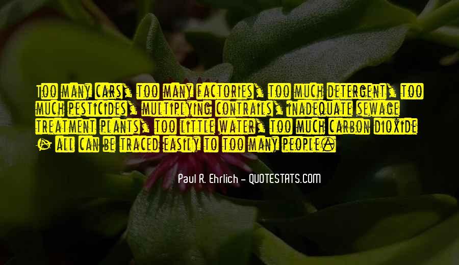 Quotes About Pesticides #1602242