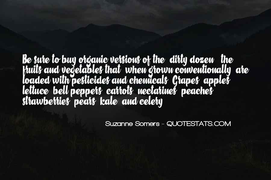 Quotes About Pesticides #1667905