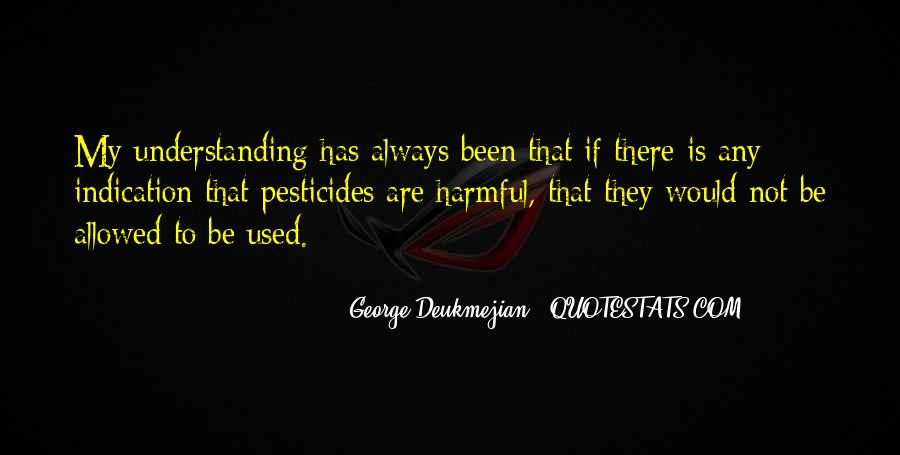 Quotes About Pesticides #1679930