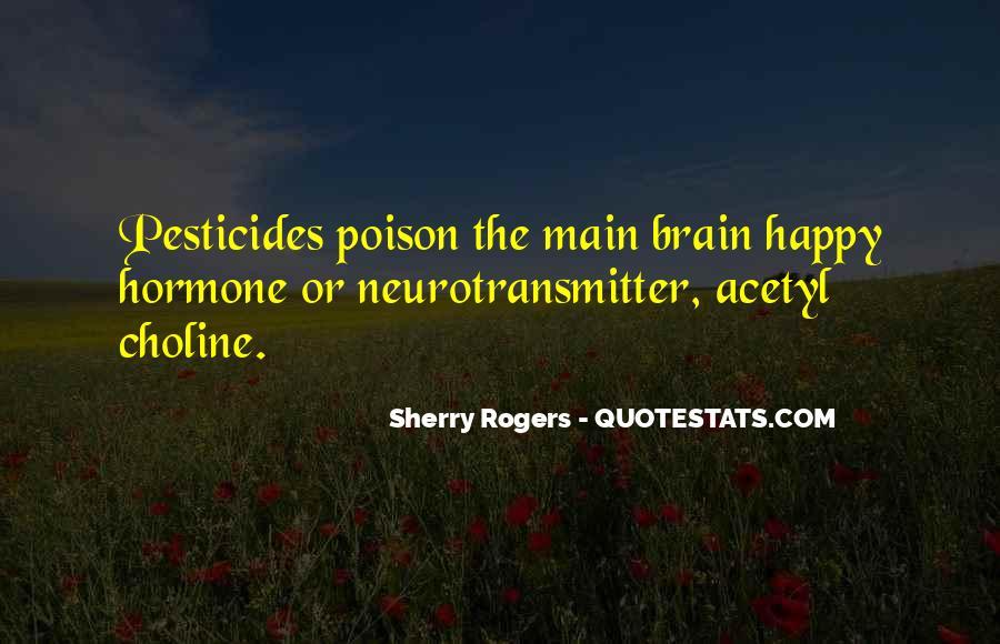 Quotes About Pesticides #171216
