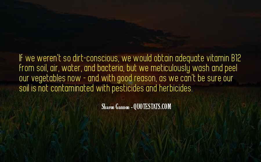 Quotes About Pesticides #1755042