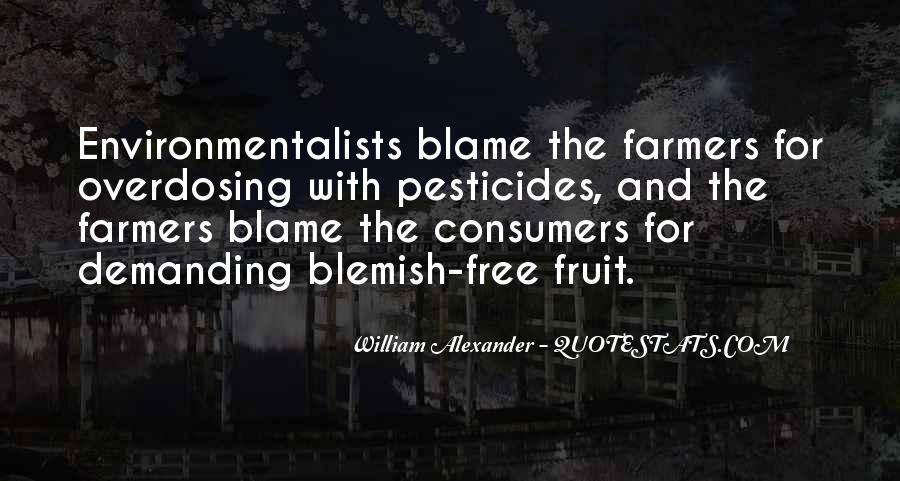 Quotes About Pesticides #199845