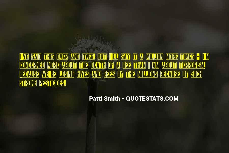 Quotes About Pesticides #427552