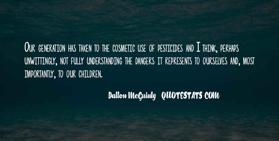 Quotes About Pesticides #459339
