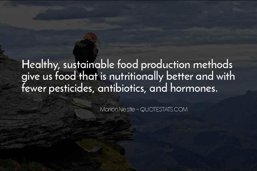 Quotes About Pesticides #511693