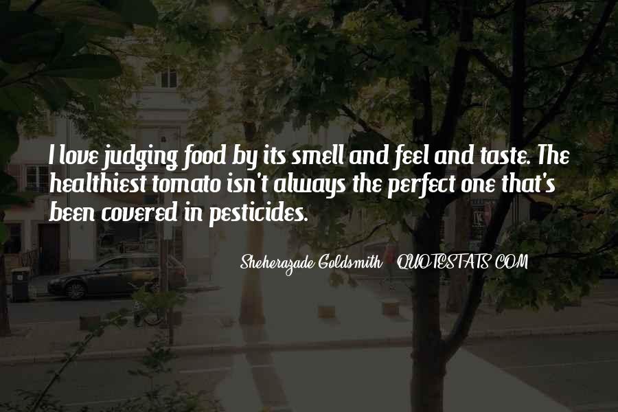 Quotes About Pesticides #57993