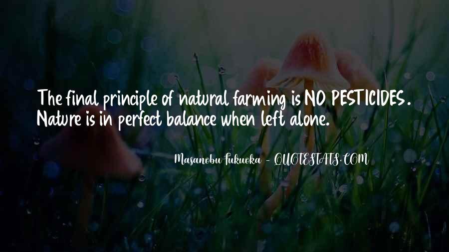 Quotes About Pesticides #803359