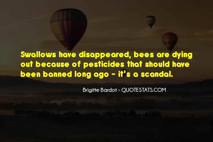 Quotes About Pesticides #897572