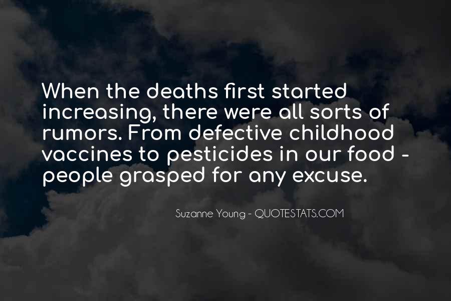 Quotes About Pesticides #944687