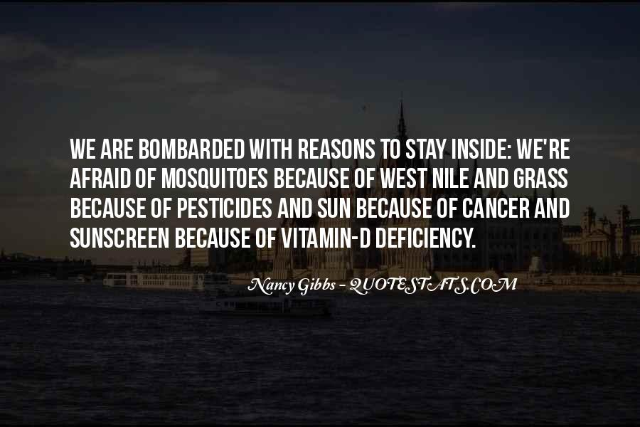 Quotes About Pesticides #98667