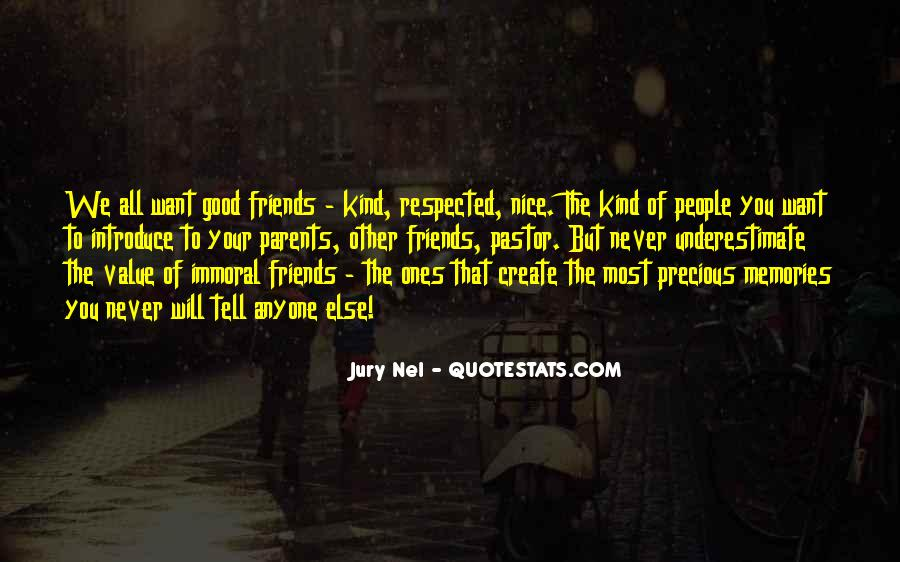 Quotes About The Value Of Friendship #1720428