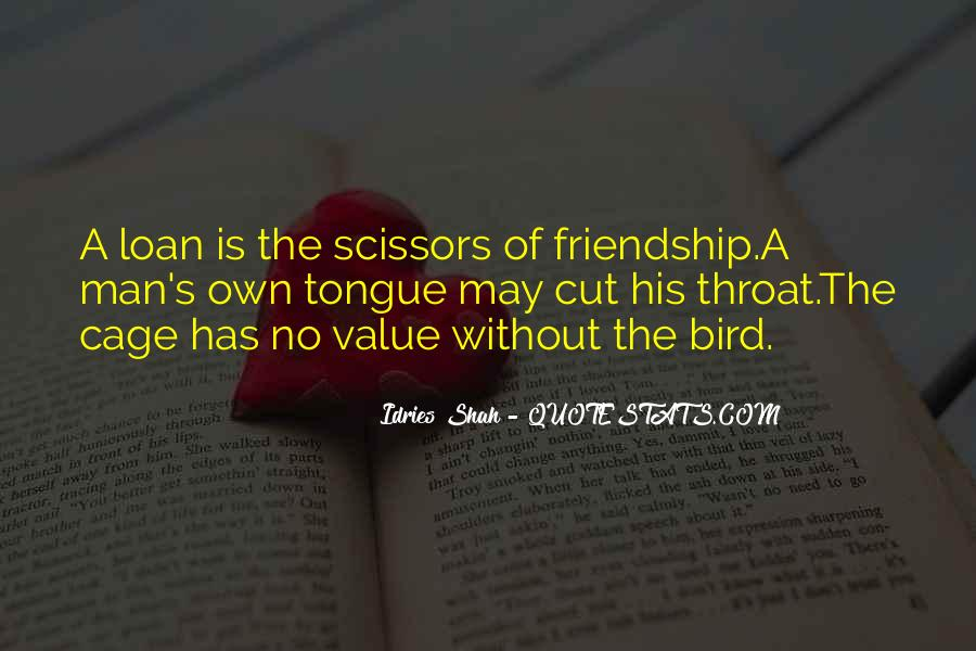 Quotes About The Value Of Friendship #417946