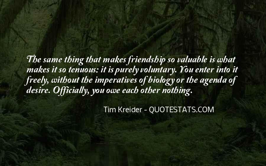 Quotes About The Value Of Friendship #752893