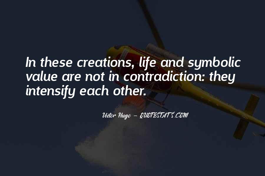 Quotes About Contradiction In Life #1521818