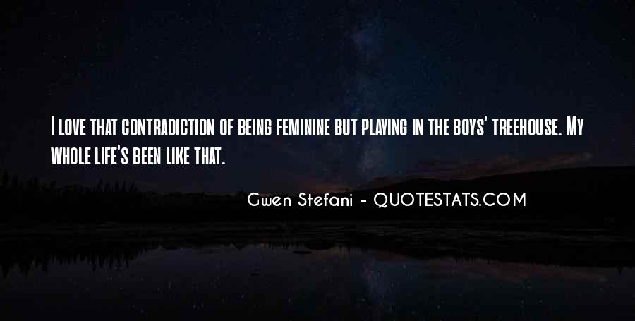 Quotes About Contradiction In Life #1706552