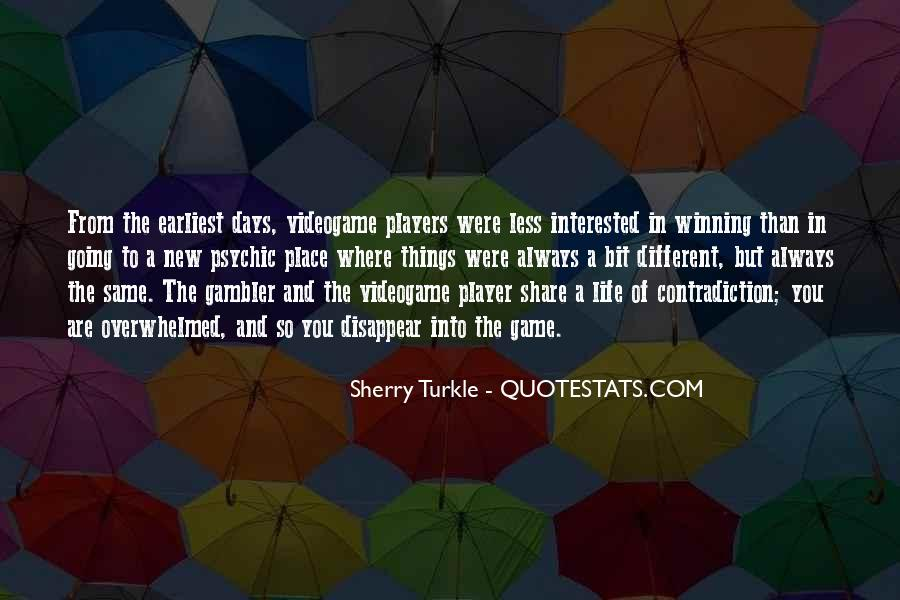 Quotes About Contradiction In Life #1799166