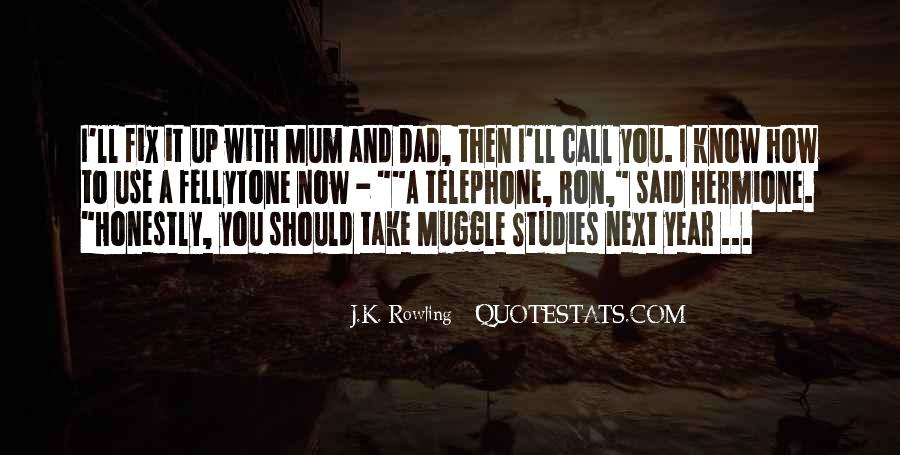 Quotes About Hermione And Ron #1262368