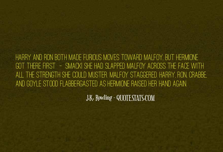Quotes About Hermione And Ron #49935